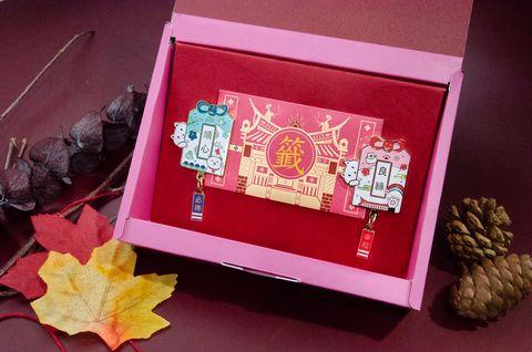 七夕情人節最強「姻緣」禮物!pinkoi x 台北霞海城隍廟聯名結緣系列,連結愛情、友情與親情