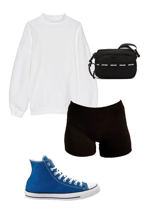 Footwear, White, Shoe, Clothing, Blue, Product, Sneakers, Sportswear, Plimsoll shoe, Shorts,