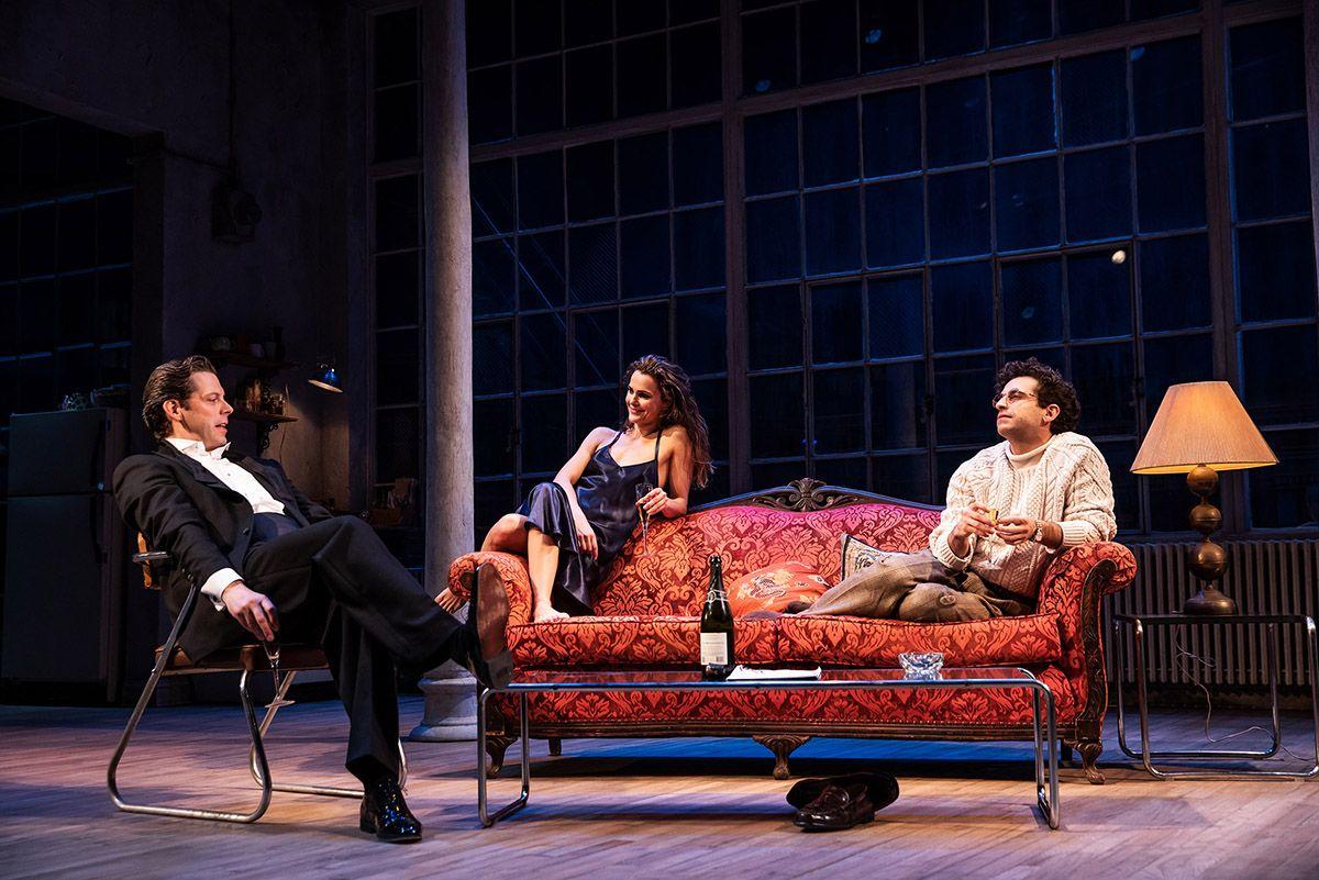 Brandon Uranowitz on Starring in Burn This, Broadway's Steamiest Show