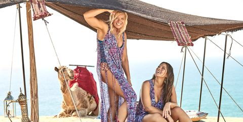 67504b41968 Ashley Graham and Her Mom Star in the New Swimsuits for All Campaign