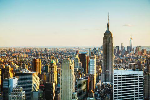 City, Metropolitan area, Cityscape, Urban area, Metropolis, Skyscraper, Skyline, Tower block, Daytime, Landmark,