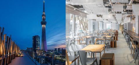 Building, City, Human settlement, Architecture, Skyscraper, Tower, Metropolitan area, Sky, Real estate, Metropolis,