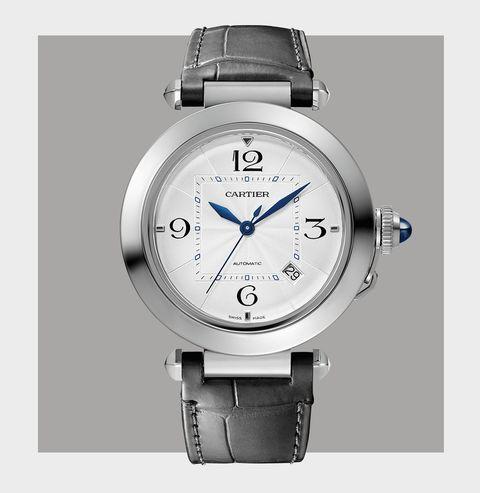 the pasha de cartier 41mm watch