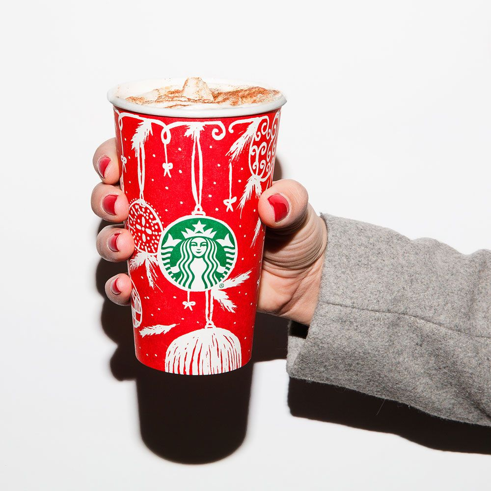 Starbucks Just Released Snickerdoodle Hot Cocoa and It's Ridiculously Delicious