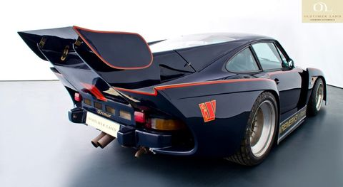 Walter Wolf S 210 Mph Road Legal Porsche 935 Was Far Crazier Than Any 911 Gt2 Rs