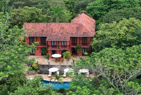 Mel Gibson Costa Rica House