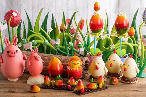 Tulip, Still life, Flowerpot, Plant, Grass, Vase, Still life photography, Flower, Easter, Ceramic,