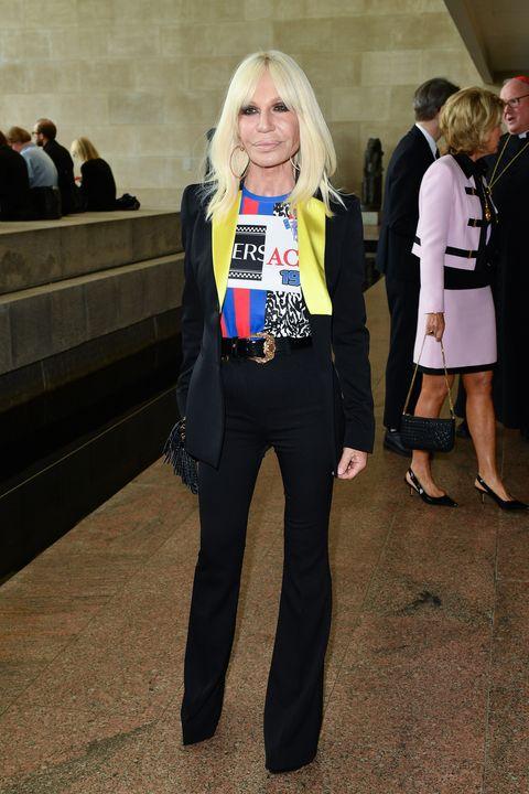 Blond, Fashion, Street fashion, Jacket,