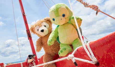 Teddy bear, Sky, Fun, Vacation, Vehicle, Recreation, Leisure,