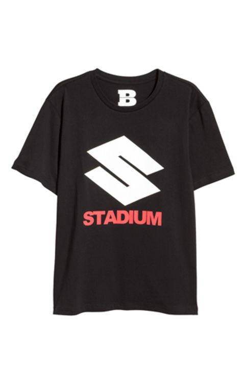 T-shirt, Clothing, White, Black, Sleeve, Active shirt, Logo, Text, Font, Top,