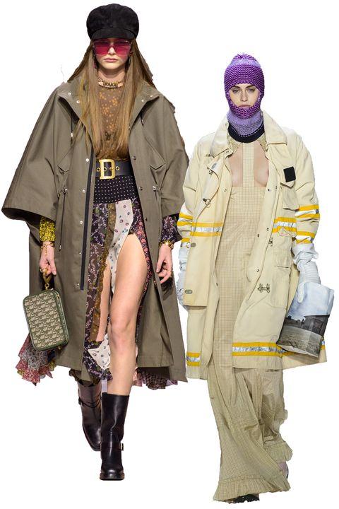 Clothing, Fashion, Outerwear, Costume, Military uniform, Fashion design, Costume design, Trench coat,
