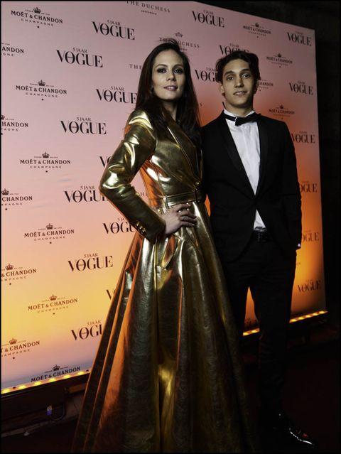 Fashion, Formal wear, Suit, Fashion design, Dress, Event, Tuxedo, Haute couture, Premiere,