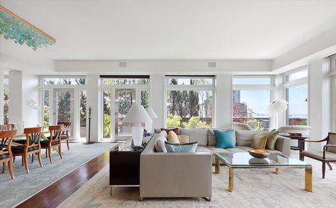Living room, Room, Property, Furniture, Interior design, Building, Home, Ceiling, House, Floor,
