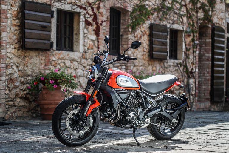 The Ducati Scrambler