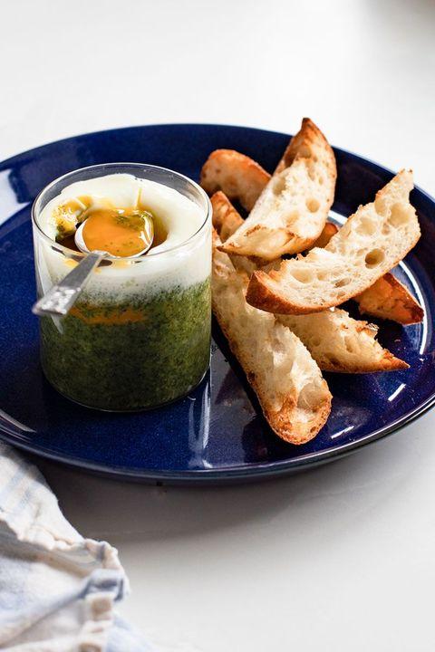 マッシュポテトとほうれん草のディップ のレシピ・作り方|ELLE gourmet [エル・グルメ]