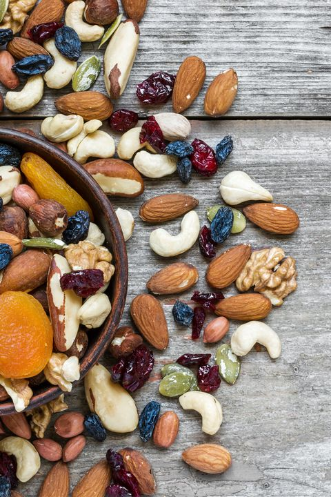 Mixed nuts, Food, Nut, Nuts & seeds, Superfood, Dried fruit, Trail mix, Cuisine, Snack, Dish,