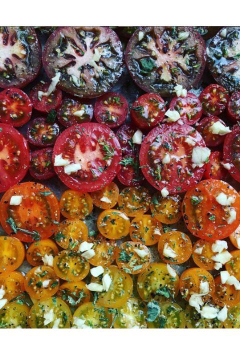 Tomato, Plant, Cuisine, Vegetarian food, Food, Solanum, Vegetable, Art,
