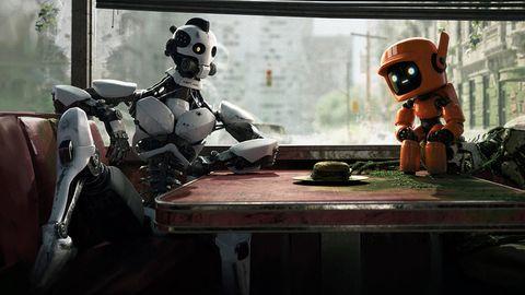 《死侍》導演的動畫片有懸疑、血腥、性暗示⋯ Netflix《愛 x 死 x 機器人》限制級的18則故事會讓你陷入沉思