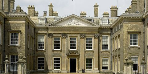 Building, Architecture, Landmark, Classical architecture, House, Property, Facade, Stately home, Estate, Home,