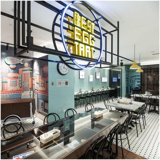 泰昌餅家茶餐廳進駐台北信義區