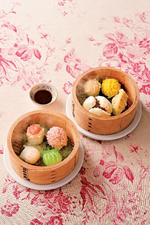 Food, Cuisine, Dish, Tteok, Dim sum, Ingredient, Dessert, Chinese food, Mochi, Produce,