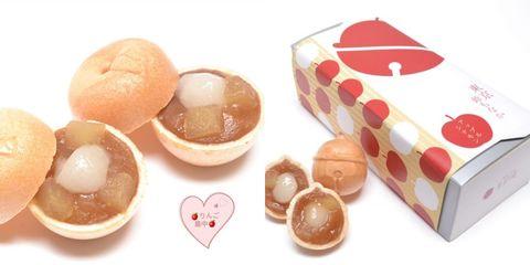 Food, Honmei choco, Cuisine, Heart, Dish, Dessert, Comfort food, Confectionery,