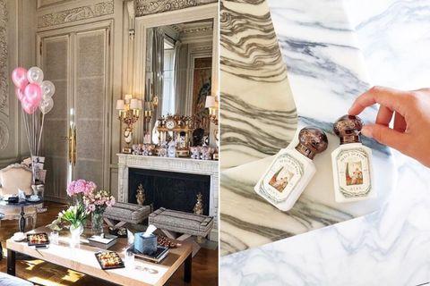 巴黎HOTEL COSTES:飯店主題香氣
