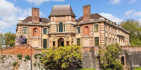 エルサム宮殿|イギリス王室が所有する、豪華な宮殿&城 5選