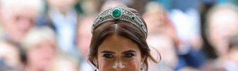 ユージェニー王女|ロイヤルウエディング史上最もゴージャスなティアラを総覧