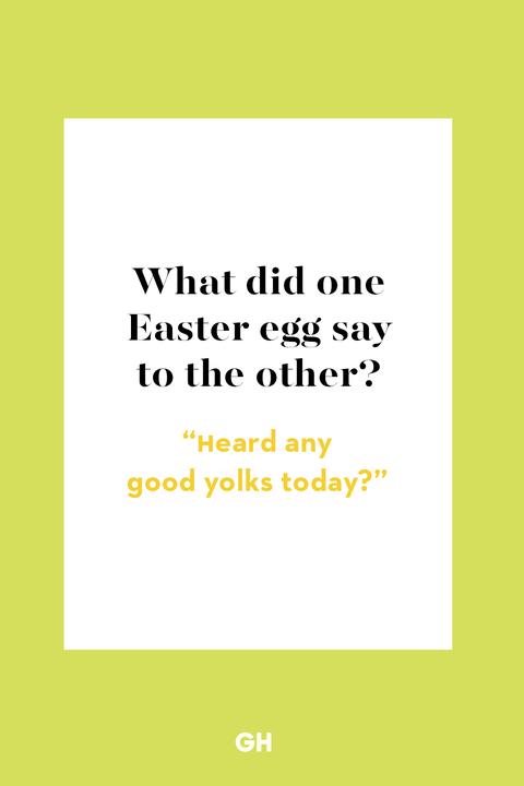 Best Easter Jokes