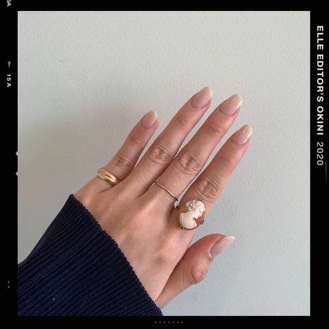 Finger, Nail, Hand, Ring, Manicure, Nail care, Jewellery, Engagement ring, Fashion accessory, Material property,