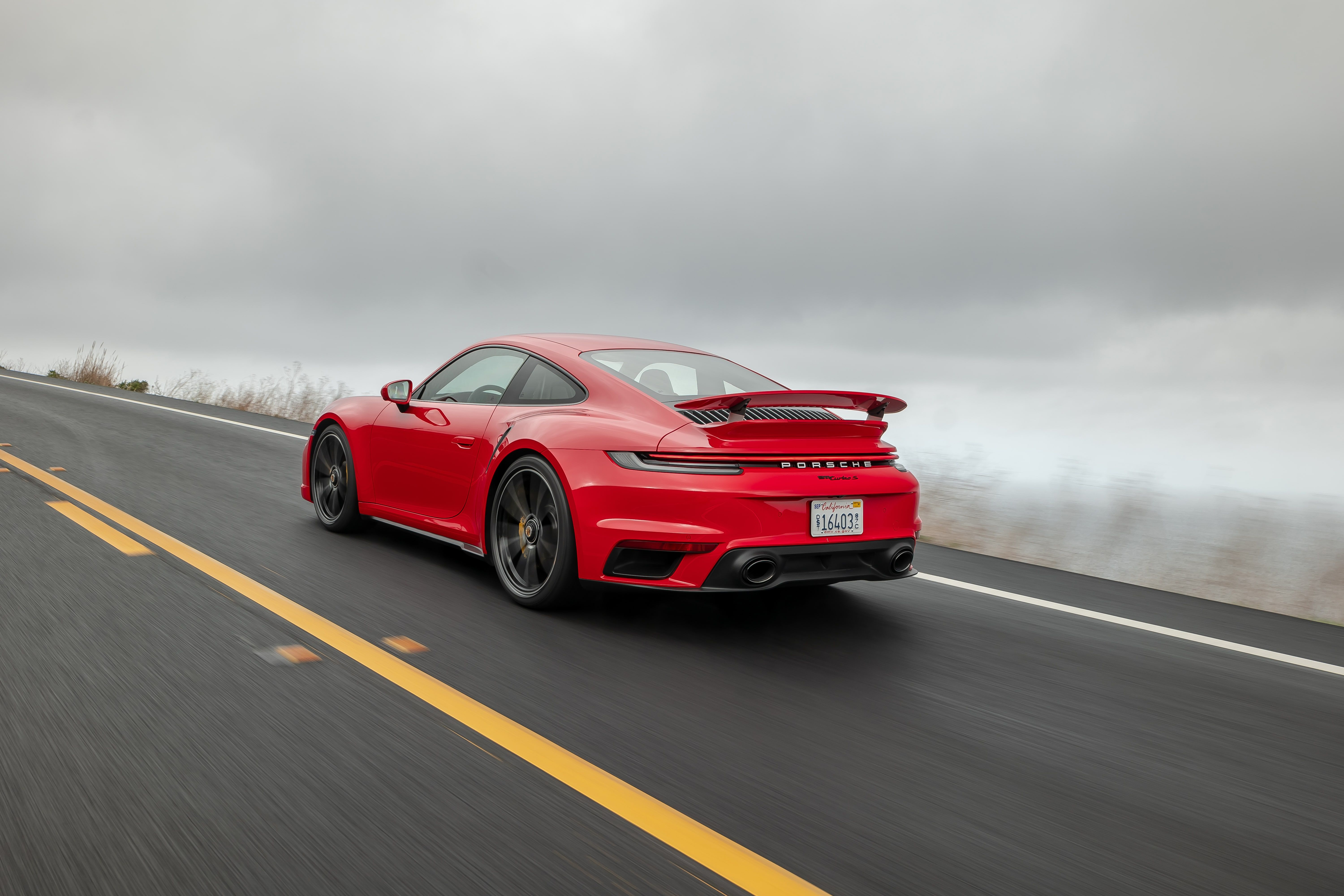 2021 Porsche 911 Turbo S More Power And The Best Handling Ever