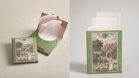 buly1803紙肥皂