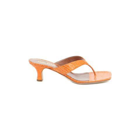 teen sandalette