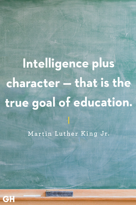 back to school quotes — martin luther king jr