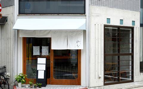店は京都・五条堀川の角地にある。