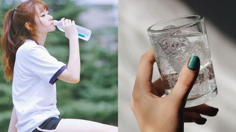 每天要喝充足水分