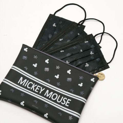 帥氣黑米奇口罩必須搶!迪士尼x萊潔口罩上有「滿版米奇、小褲褲、手套」,還有造型肥皂也好萌