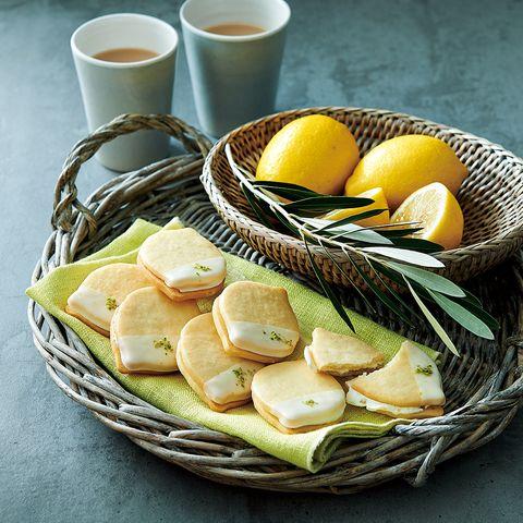 ヌーヴェルテロワール 「島レモンのホワイトチョコクッキー 10個入り」