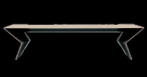 エル・デコ elle decor 4月号 最新号 インテリア デザイン 模様替え 新作 家具 ダイニングテーブル blitz bb italia ビー・アンド・ビー イタリア