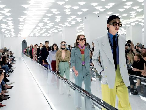 gucci將在2020春夏米蘭系列中舉行碳中和表演