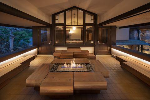 バケーションレンタルハウス 一棟貸し 有名建築家 建築 デザイン おしゃれ 別荘 ホテル 加地邸 遠藤新 神谷修平