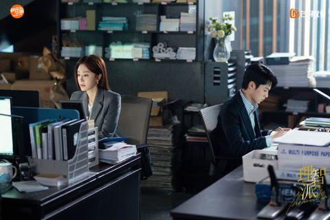 《理智派生活》秦嵐霸氣職場、愛情語錄!「職場上做人和口碑是最重要的,會跟著你幾十年。」