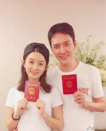 趙麗穎、馮紹峰宣布離婚!同步發聲明結束3年婚姻:「因工作聚少離多回歸朋友關係。」