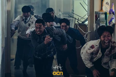 懸疑驚悚韓劇《黑洞》4大看點!人類吸入黑煙變成「怪物」,《與神同行》朴武信攜手金玉彬殺出重圍