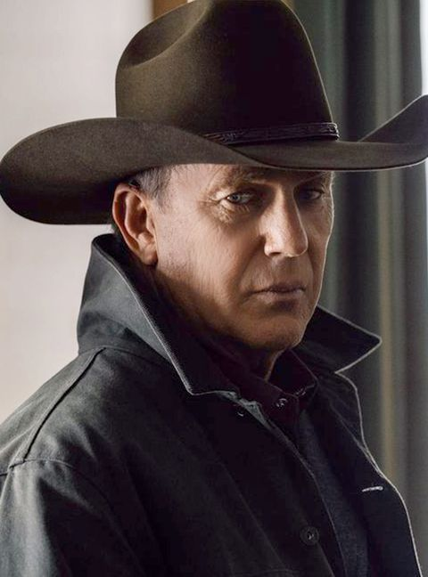 kevin costnerin 'yellowstone'