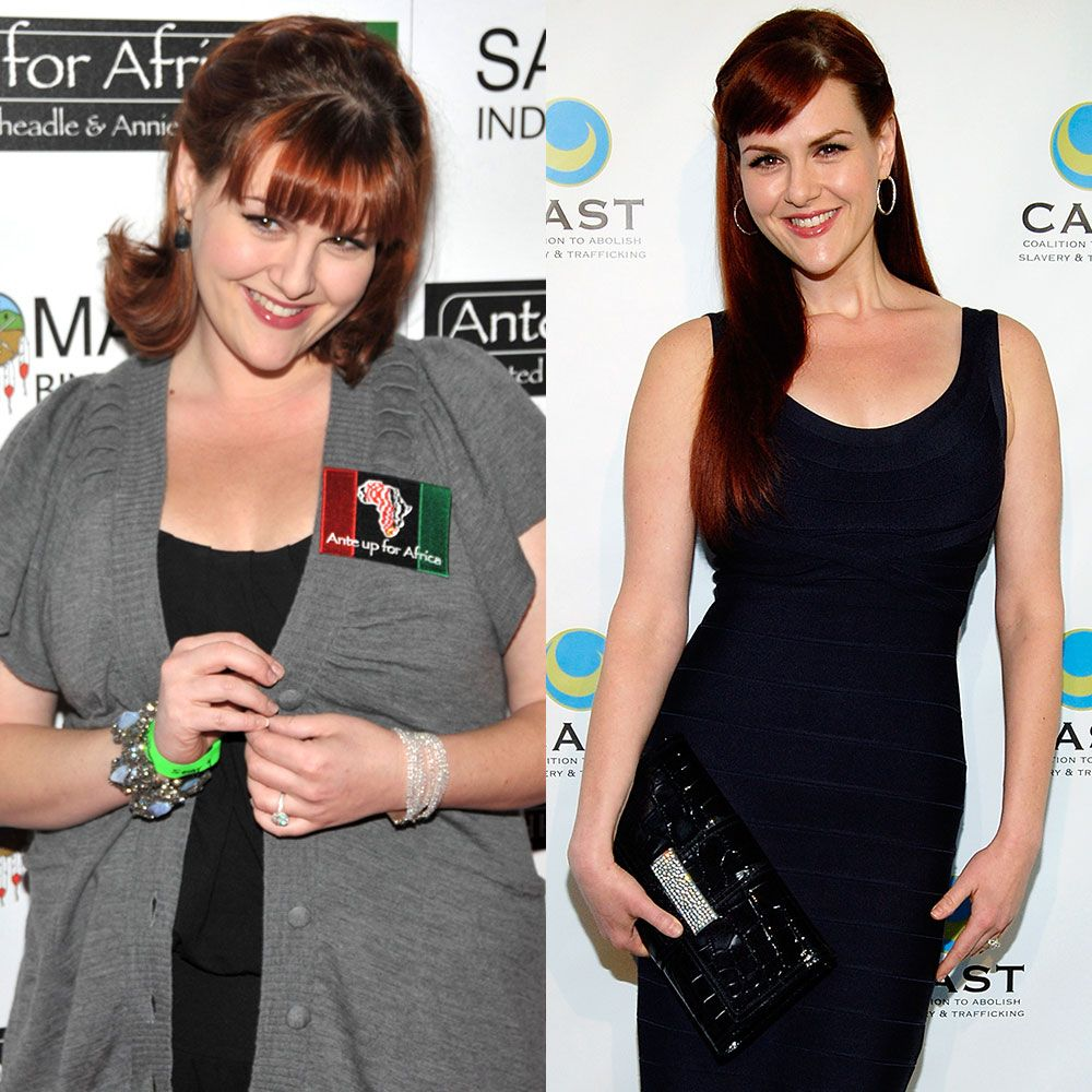 40 Celebrity Weight Loss Transformations Before And After Photos