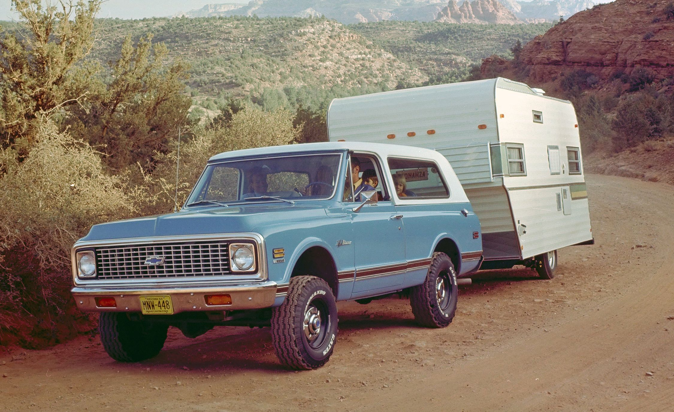 A Visual History Of The Chevrolet Blazer 1969 To Today