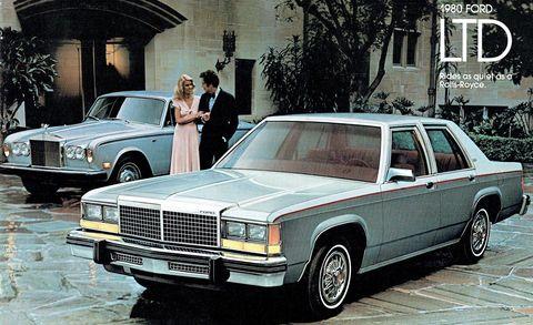 Land vehicle, Vehicle, Car, Sedan, Full-size car, Classic car, Coupé, Ford ltd crown victoria, Vintage car, Hardtop,