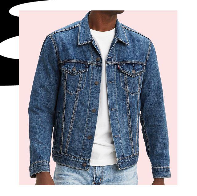 best denim jackets men